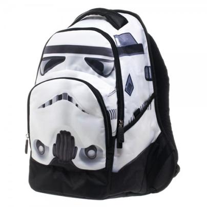 Star Wars White Storm Trooper Backpack